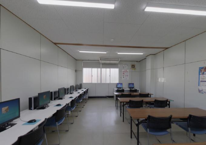 2F・模擬試験室